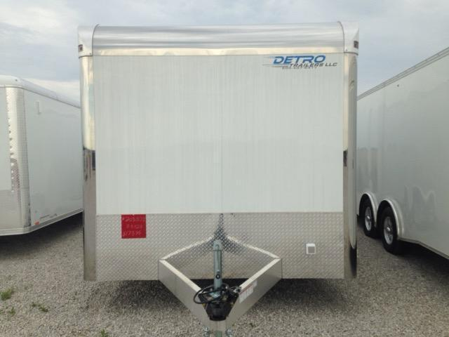 2016 ATC Raven 8.5 x 28 Enclosed Car Hauler