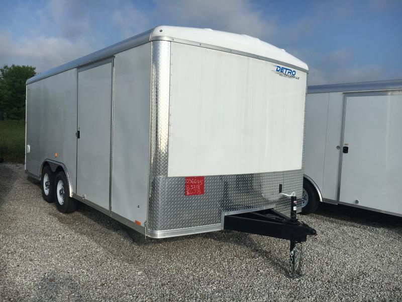 2018 Cargo Express PROR85X18TE3 Enclosed Cargo Trailer