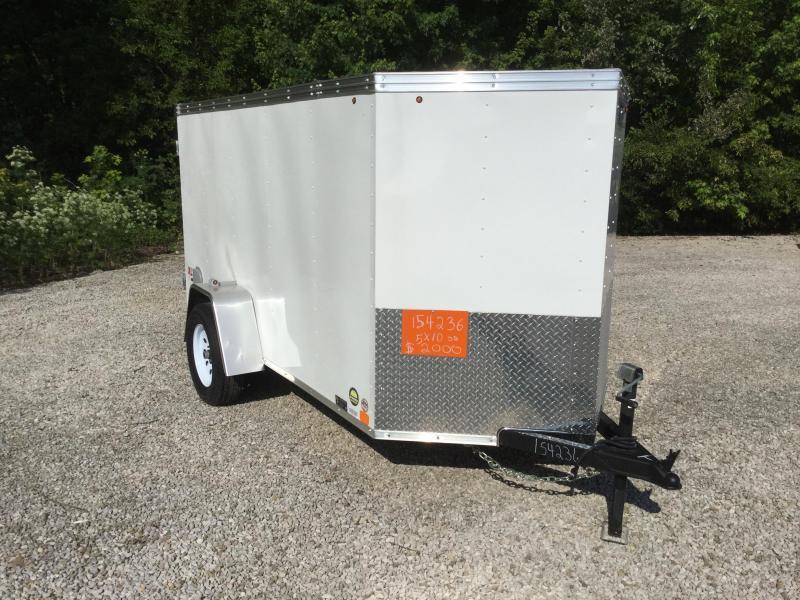 2017 United Trailers XLV-510SA30-S Enclosed Cargo Trailer