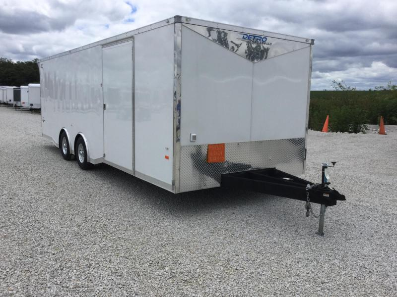 2017 American Hauler Industries 8.5X24 NIGHT HAWK Car / Racing Trailer
