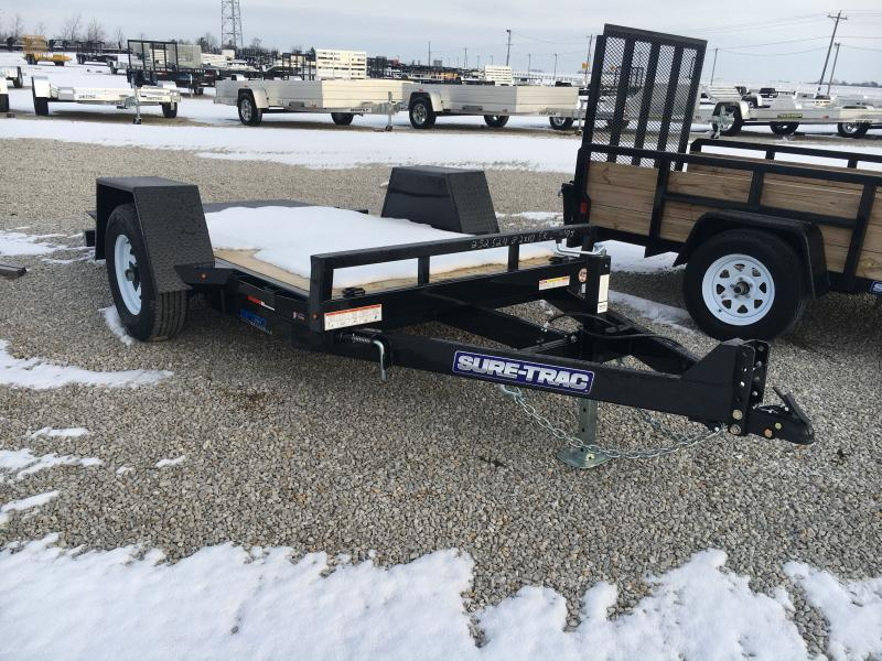 2019 Sure-Trac 62 IN X 10 Tilt Bed Equipment 5K