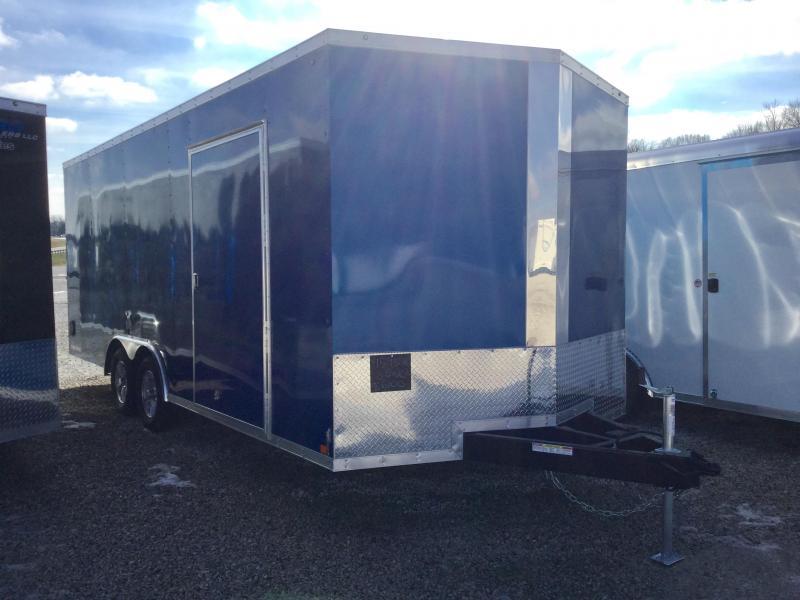 2017 Sure-Trac 8.5X20 Enclosed Cargo Trailer