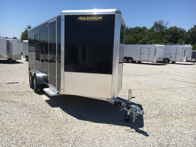 2020 Aluma 7X16 Enclosed Cargo Trailer