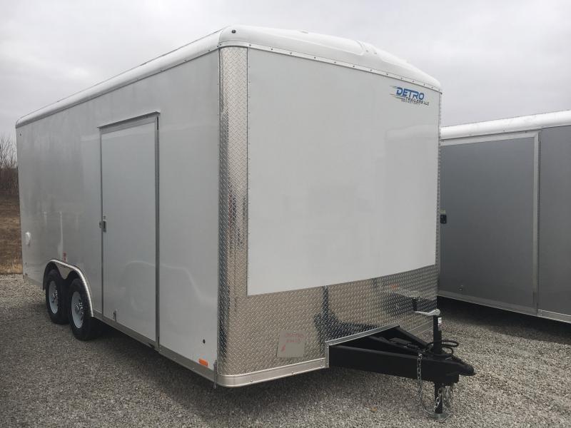 2018 Cargo Express Car / Racing Trailer