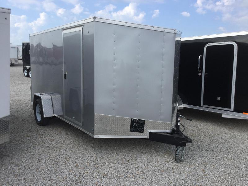 2017 Cargo Express EX7X12SE2 Enclosed Cargo Trailer