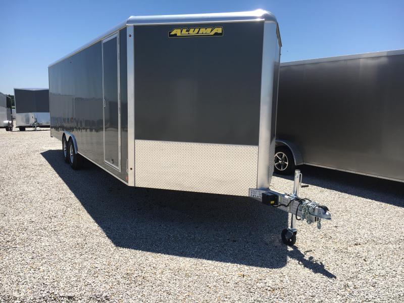 2020 Aluma 8.5X24 Car / Racing Trailer