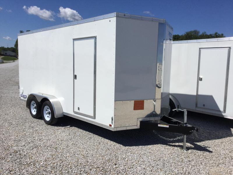 2017 Sure-Trac 7X16 Enclosed Cargo Trailer