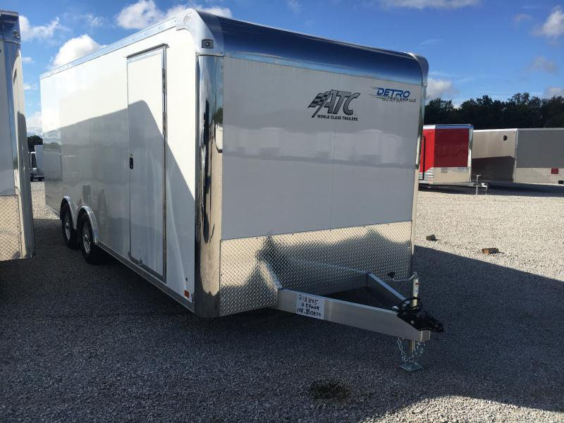 2020 ATC 8.5X20 Car / Racing Trailer