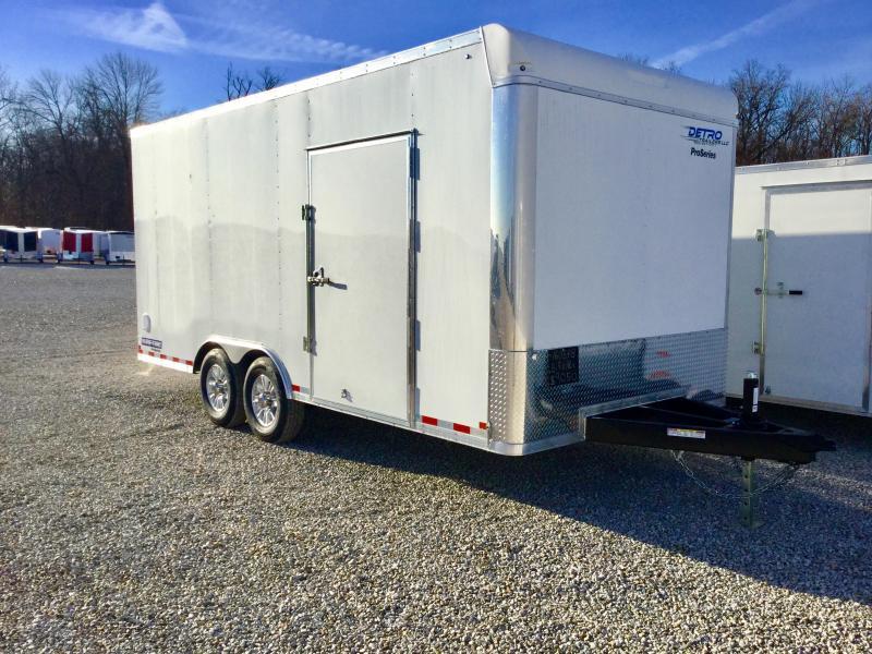2017 Sure-Trac 8.5X18 Enclosed Cargo Trailer