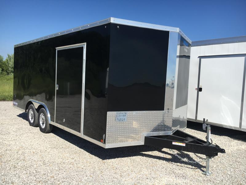 2018 Sure-Trac 8.5x18 Pro Series Wedge C. Hauler TA 7K