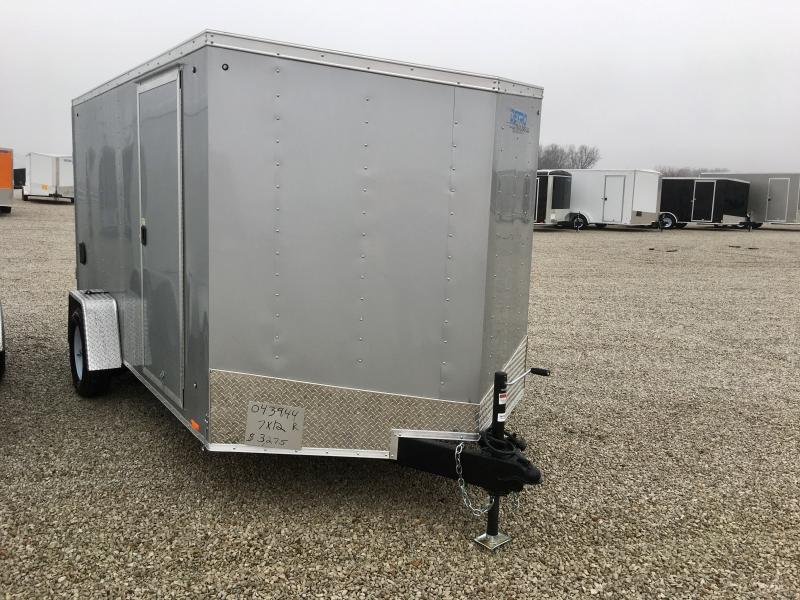 2019 Cargo Express Ex Cargo Dlx Cargo / Enclosed Trailer