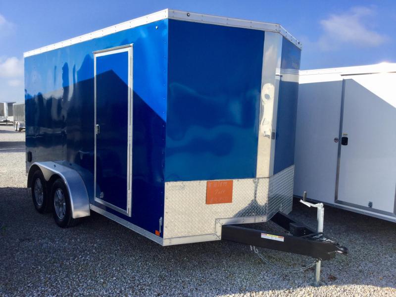 2017 Sure-Trac 7X14 Enclosed Cargo Trailer