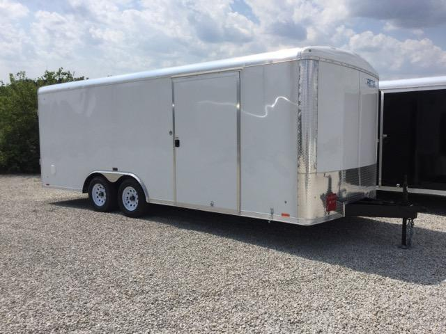 2017 Cargo Express Enclosed 8.5 x 20