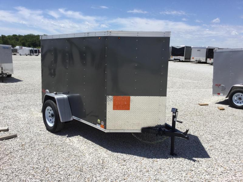 2017 United Trailers XLV 5X8 Enclosed Cargo Trailer