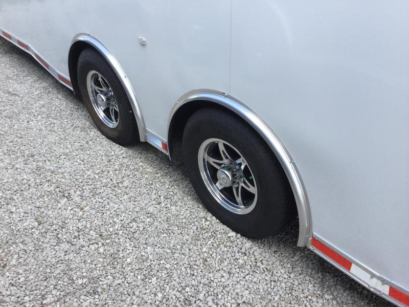 2017 American Hauler Industries NH8528TA3 Car / Racing Trailer
