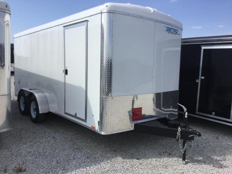 2018 Cargo Express XLR7X16TE2 Enclosed Cargo Trailer