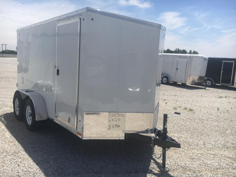 2020 Cargo Express Ex Cargo Deluxe Deluxe Cargo / Enclosed Trailer
