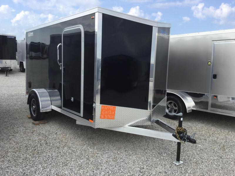 2017 Legend Manufacturing Legend 6x13 Enclosed Cargo Trailer