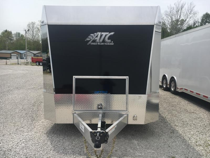 2020 ATC 8.5X28 QUEST X Car / Racing Trailer
