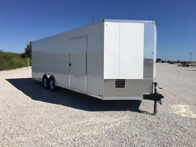 2017 Cargo Express Enclosed 8.5 x 24