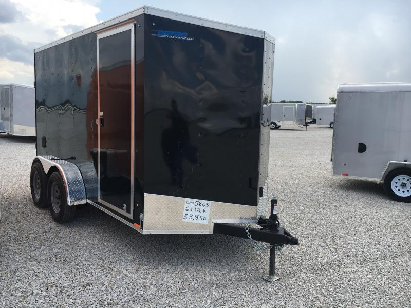2019 Cargo Express Ex Cargo Deluxe Deluxe Cargo / Enclosed Trailer
