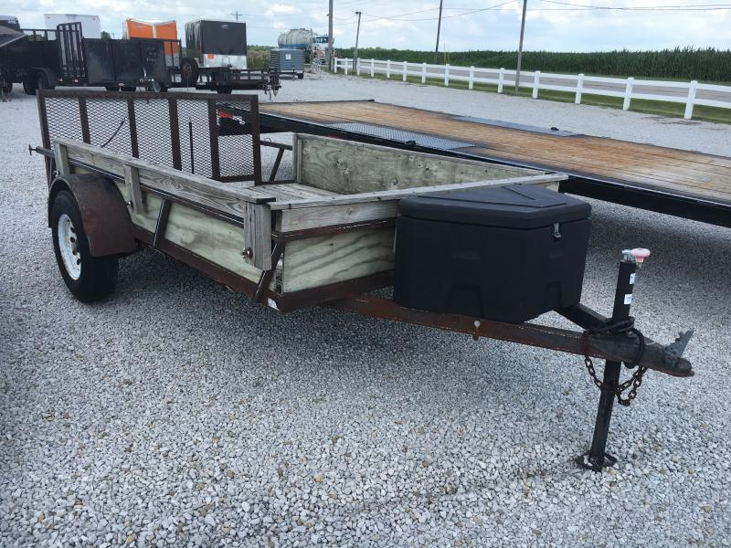 Used 2003 6X10 Utility Trailer