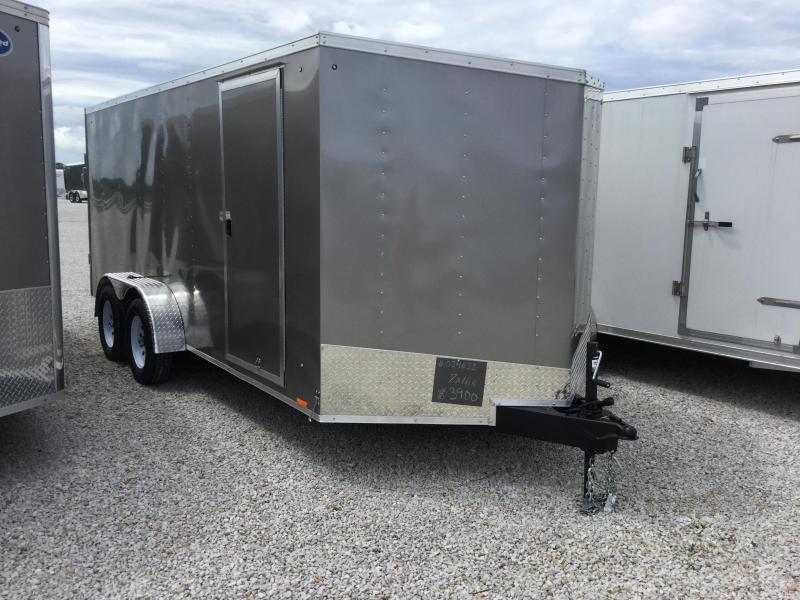 2017 Cargo Express Enclosed 7 x 16