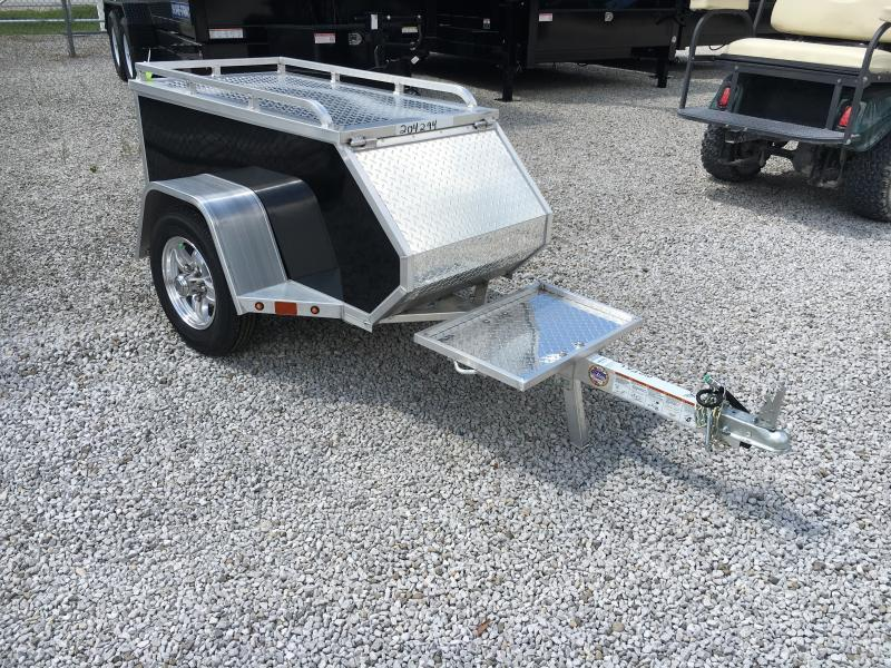 2020 Aluma MCTXL Motorcycle Trailer