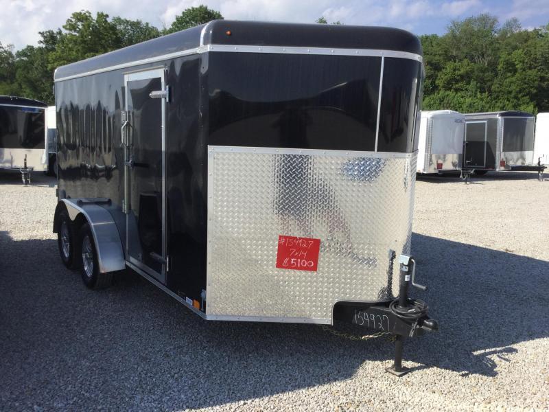 2017 United Trailers UV-714TA35-8.5 Enclosed Cargo Trailer
