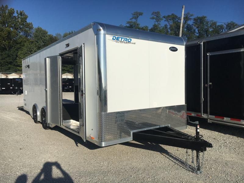 2019 8.5X24 Enclosed Car/Racing Trailer