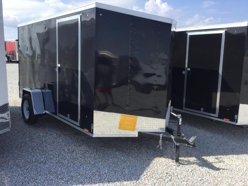 2018 Cargo Express EX6X12SI2 Enclosed Cargo Trailer