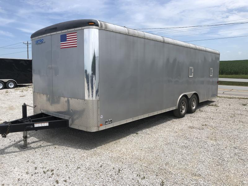 2012 Sure-Trac 8.5X24 Car / Racing Trailer