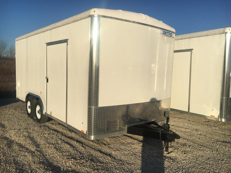 2020 Cargo Express 8.5X18 Enclosed Cargo Trailer
