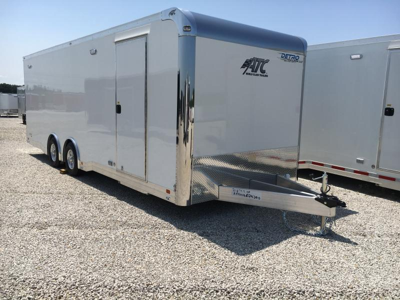 2020 ATC 8.5X24 Car / Racing Trailer