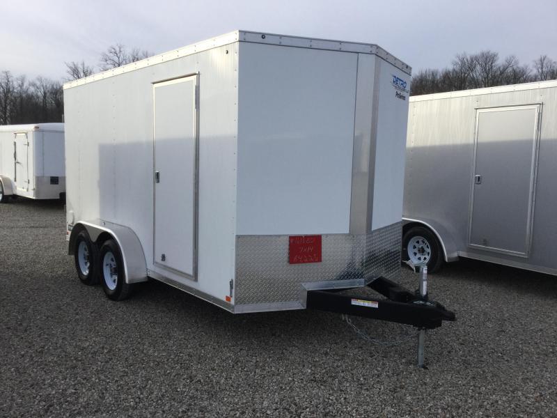 2017 Sure-Trac STW8414TA Enclosed Cargo Trailer
