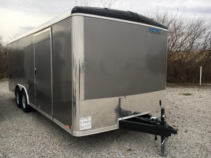 2019 Cargo Express 8.5X20 Car / Racing Trailer