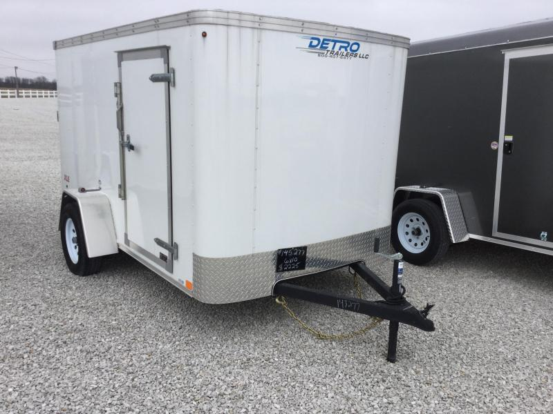 2015 United Trailers 6X10 Enclosed Cargo Trailer
