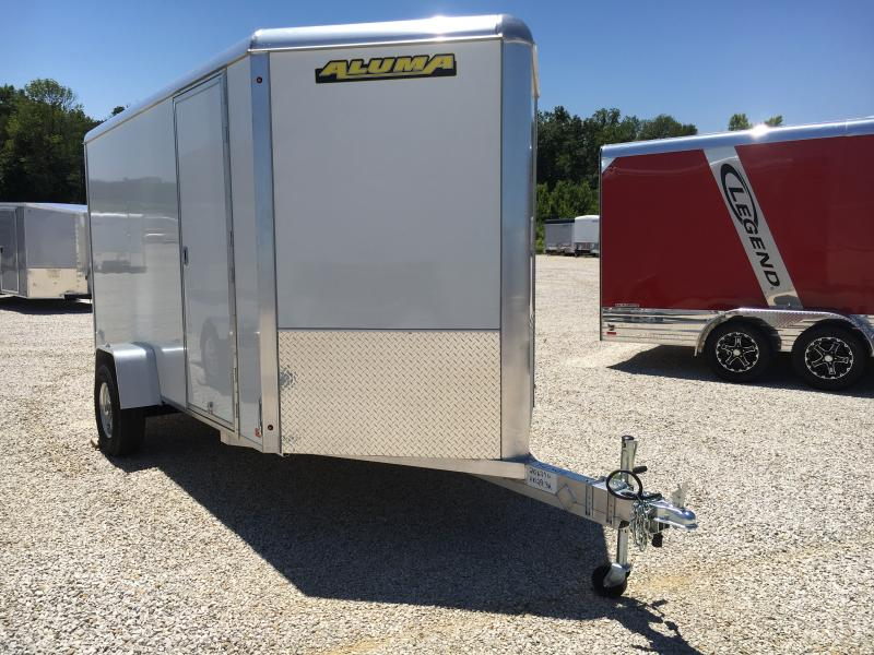 2020 Aluma 6X12 Enclosed Cargo Trailer