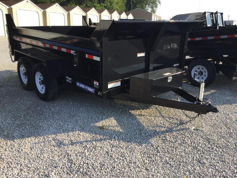 2016 Sure-Trac 82X12 Dump Trailer