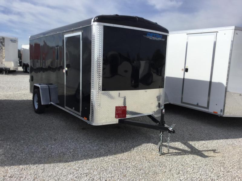 2018 Look Trailers XLR6X14SI2 Enclosed Cargo Trailer