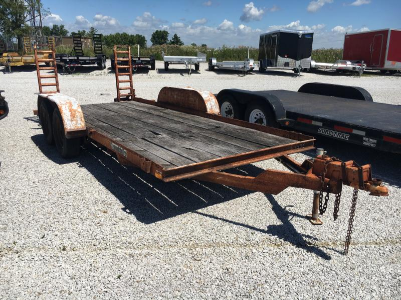 Used 1990 Other 16' Equipment Trailer