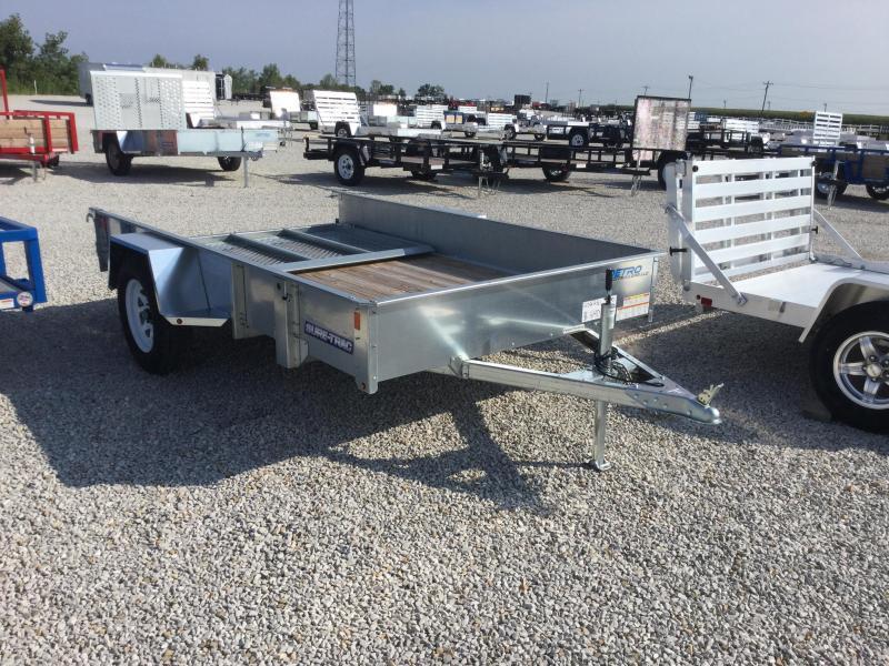 2017 Sure-Trac 6 x 10 Galvanized High Side 3k Idler