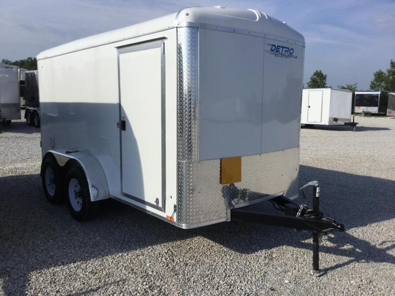 2018 Cargo Express XLR6X12TE2 Enclosed Cargo Trailer