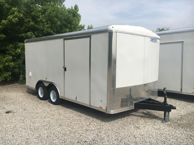 2019 Cargo Express 8.5X16 Car / Racing Trailer