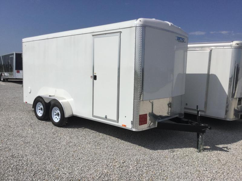 2018 Look Trailers XLR7X16TE2 Enclosed Cargo Trailer