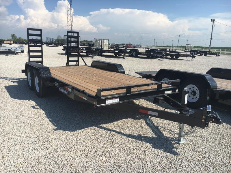 2018 Sure-Trac 7 x 16  Implement Trailer 10K