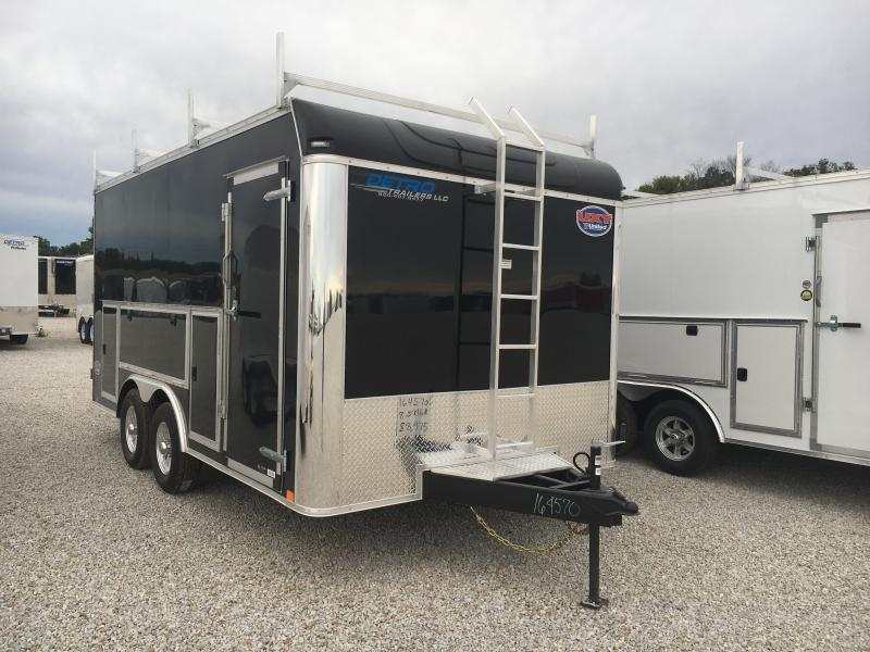 2019 United Trailers 8.5X16 Car / Racing Trailer
