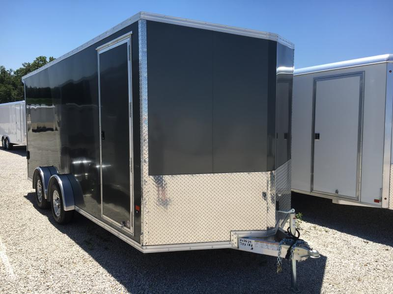 2019 EZ Hauler 7.5X18 Enclosed Cargo Trailer