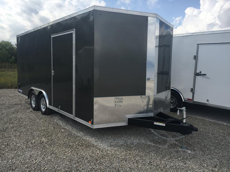 2019 Sure-Trac 8.5x18 Pro Series Wedge C. Hauler TA 7K