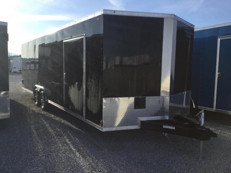 2018 Sure-Trac 8.5X16 ENCLOSED Enclosed Cargo Trailer